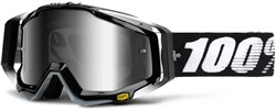 100% Racecraft Anti-Fog Mirror Lens MTB Goggles