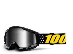 100% Accuri Anti-Fog Mirror Lens MTB Goggles
