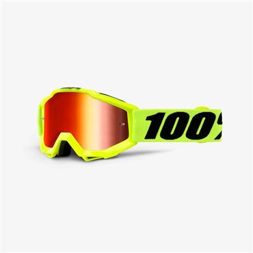 Image of 100% Accuri Youth Anti-Fog Mirror Lens MTB Goggles