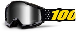 100% Accuri Youth Anti-Fog Mirror Lens MTB Goggles