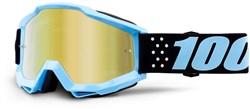 100% Accuri Youth Anti-Fog Mirror Lens MTB Goggles