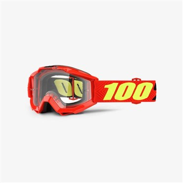 Image of 100% Accuri Youth Anti-Fog Clear Lens MTB Goggles