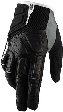 100% Simi Long Finger MTB Cycling Gloves