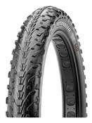 "Maxxis Mammoth Folding 120TPI EXO Off Road MTB Fat Bike 26"" Tyre"