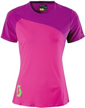 Scott Trail Tech 10 Womens Short Sleeve Cycling Jersey | Trøjer