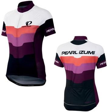 Pearl Izumi Womens Elite LTD Short Sleeve Cycling Jersey