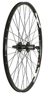 "Raleigh Tru-Build Mach1 Neuro Rim 6 Bolt Disc Hub 29"" Rear Wheel"