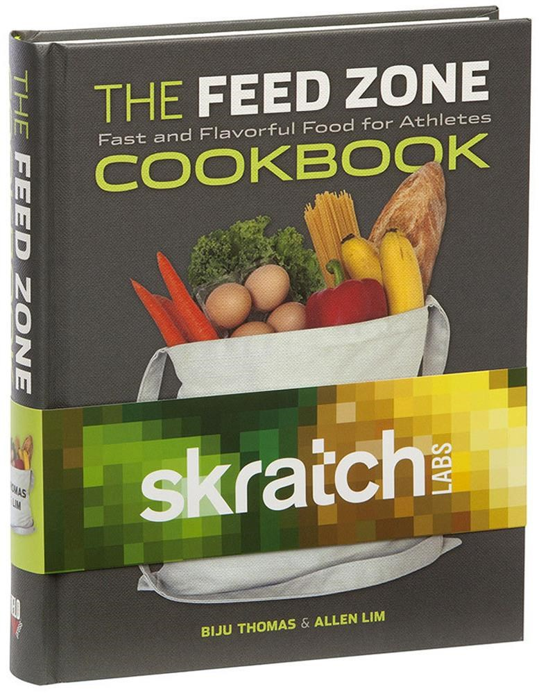 Skratch Labs The Feed Zone Cookbook | Books