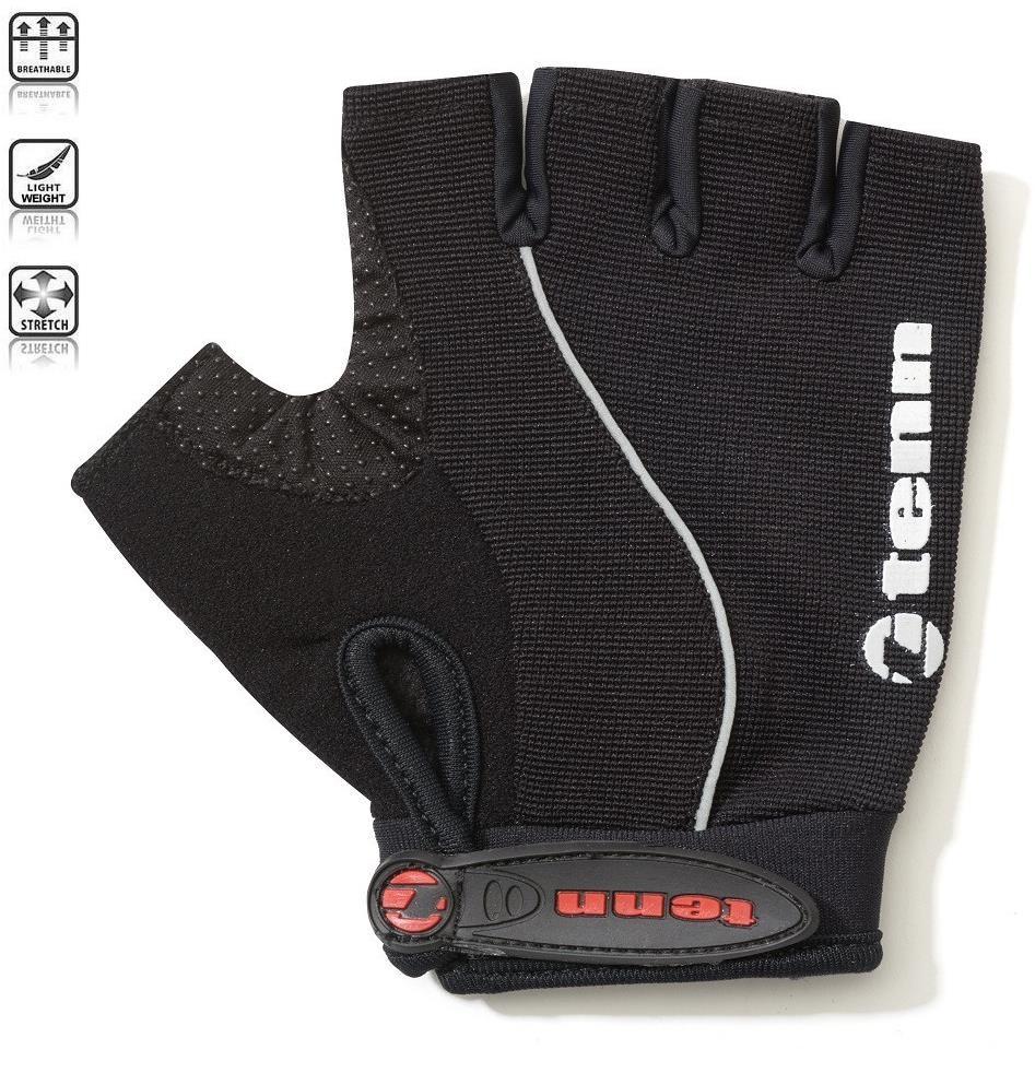Tenn Fusion Fingerless Cycling Gloves/Mitts | Handsker