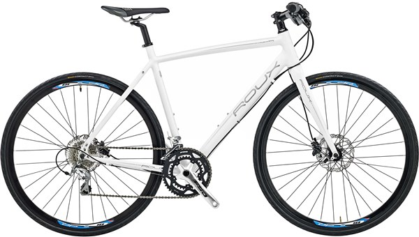 Roux Foray P19 2018 - Road Bike | Racercykler
