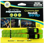 Product image for Rok Straps Commuter Adjustable Reflective Stretch Strap