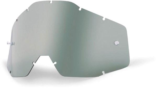 8045c6c4295 100% Racecraft Accuri Strata Anti-Fog Replacement Lens With Posts
