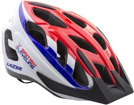 Lazer Cyclone British Cycling Helmet