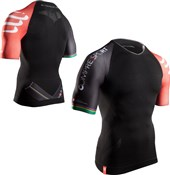 Compressport Pro Racing Triathlon Short Sleeve Top