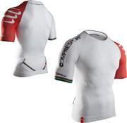 Compressport Pro Racing Triathlon Short Sleeve Top