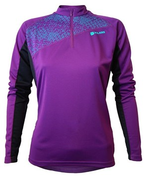 Purple Activewear Tops Scott Trail 50 Short Sleeve Womens Cycling Jersey Cycling