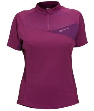 Polaris Womens Medusa Trail Short Sleeve Cycling Jersey SS17