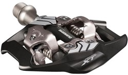 Shimano PD-M8020 XT MTB SPD Trail Pedals - Two Sided Mechanism