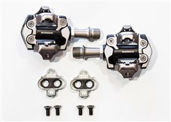 Shimano PD-M8000 XT MTB SPD XC Race Pedals - Two Sided Mechanism