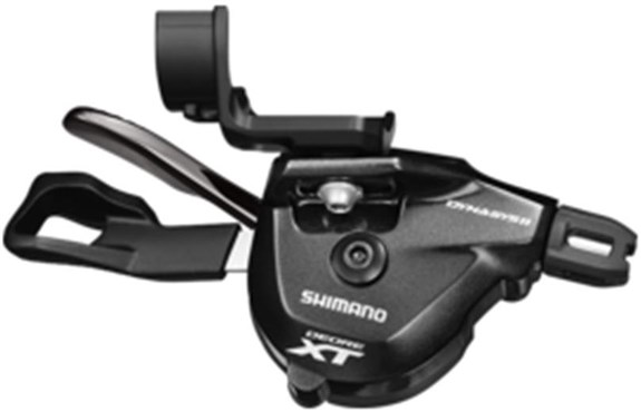 Shimano SL-M8000 XT I-spec-B Direct Attach Rapidfire Pods 2/3spd, Left Hand
