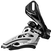Product image for Shimano Deore XT M8020-L Double Front Derailleur Side Swing Front Pull