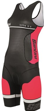 Santini Sleek 2.0 Aero Womens Trisuit GTR Pad - Out of Stock  613a2f21d9