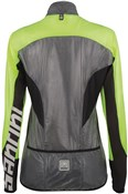 Santini Velo Pidigi Sunrise Lightweight Womens Windbreaker Jacket