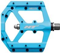 HT Components ME03 EVO Magnesium Alloy Flat Pedals