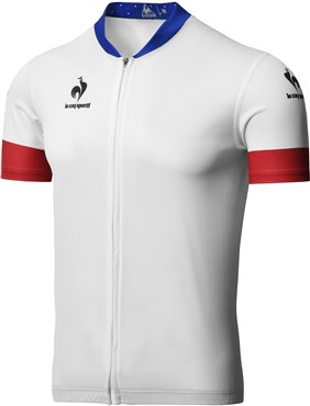 Le Coq Sportif Specific Short Sleeve Cycling Jersey