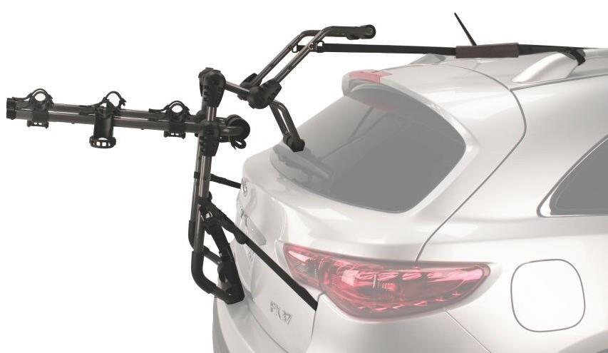 Hollywood F2 Over-The-Top 3 Bike Car Rack - 3 Bikes | Car racks