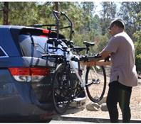 Hollywood F2 Over-The-Top 3 Bike Car Rack - 3 Bikes