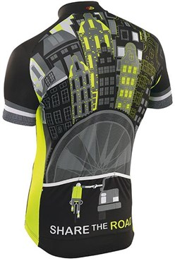 Northwave Share The Road Short Sleeve Jersey