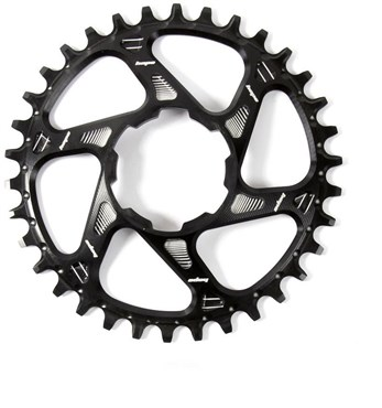 Hope Spiderless Retainer Chainring