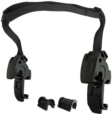 Ortlieb QL2.1 Hooks with Handle (One handle - 2 hooks) 16mm with Inserts for 8 10 12mm