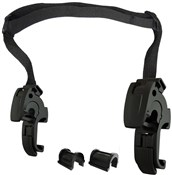 Product image for Ortlieb QL2.1 Hooks with Handle (One handle - 2 hooks) 16mm with Inserts for 8 10 12mm