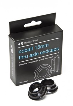 Crank Brothers Cobalt Front Wheel End Caps