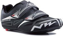 Northwave Jet Evo Black Road Shoe