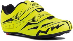 Northwave Jet Evo Yellow Road Shoe