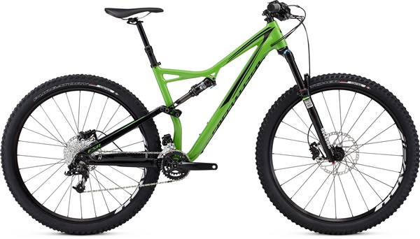Specialized Stumpjumper FSR Comp 650b Mountain Bike 2016 - Full Suspension MTB