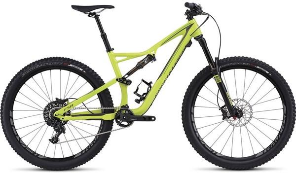 Specialized Stumpjumper FSR Elite 650b Mountain Bike 2016 - Full Suspension MTB