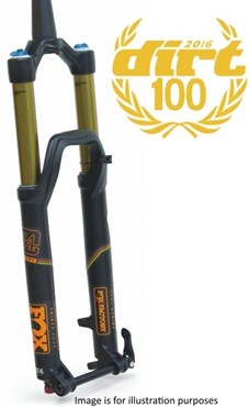 Fox Racing Shox 34 K Float FIT4-ADJ Factory Series 29 inch 120mm MTB Fork -  Kashima Stanchions 2016