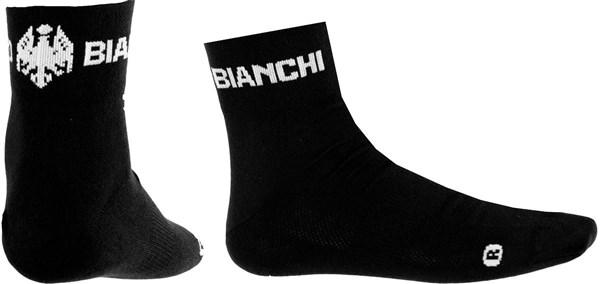 Nalini Bianchi Milano Team Issue Cycling Socks SS16