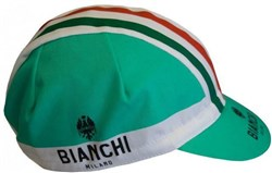 Product image for Nalini Bianchi Milano Neon Celeste Cotton Cap SS16