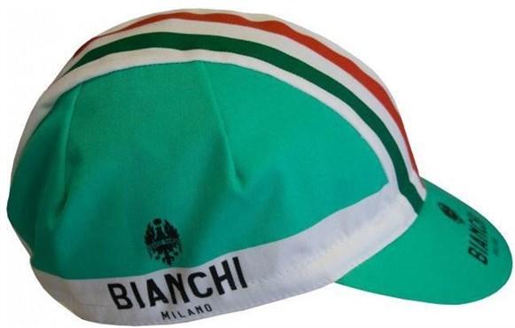 Nalini Bianchi Milano Neon Celeste Cotton Cap SS16