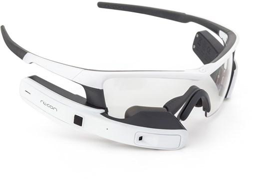 Recon Instruments Jet White - Heads Up Display Smart Eyewear