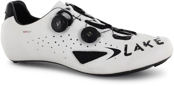 Lake CX237 Road Carbon Twin Boa Shoes