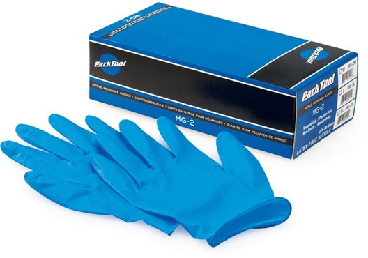 Park Tool MG2L - Nitrile Mechanics Gloves