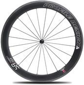 Profile Design 58 Twenty Four Full Carbon Clincher Wheel - Front