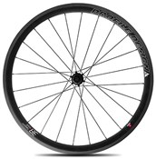 Profile Design 38 Twenty Four Full Carbon Clincher Wheel - Rear