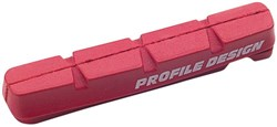 Profile Design Carbon Rim Brake Pad Set For 24 Series Wheels - 2 Pairs